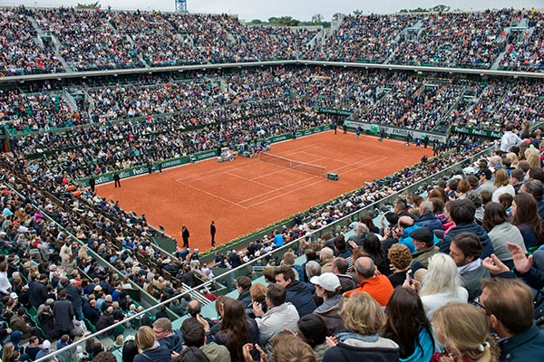 roland garros tennis relation publique vip ticket hospitalitÇ entreprise corporate
