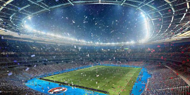 Equipe de France stade de france psg worldcup coupe du monde box loge ligue place vip worldchampions french team