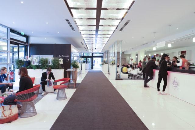 roland garros package loge court central club des loges entreprise hospitalite