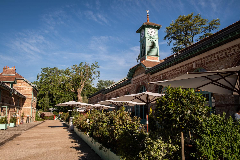 Orangerie corporate hospitality Roland Garros