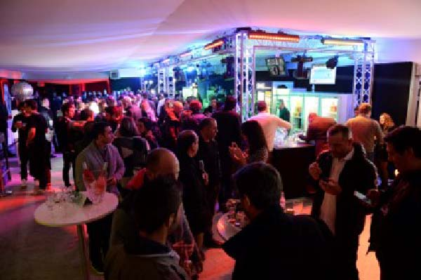 Open 13 package vip center court hospitalite entreprise billetterie Marseille