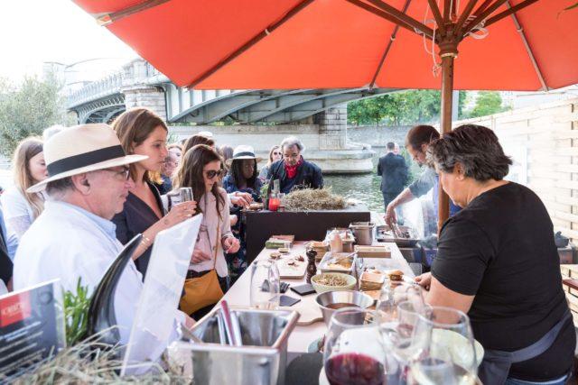 petanque relation publique gastronomie tour eiffel incentive vip seine atelier