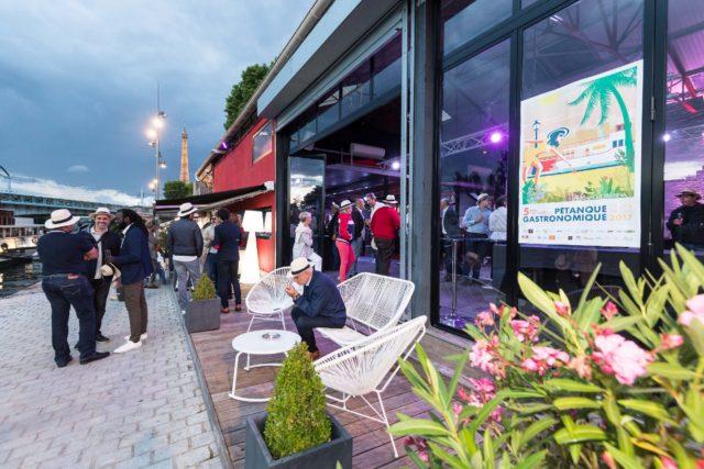 petanque corporate gastronomie tour eiffel incentive vip seine atelier