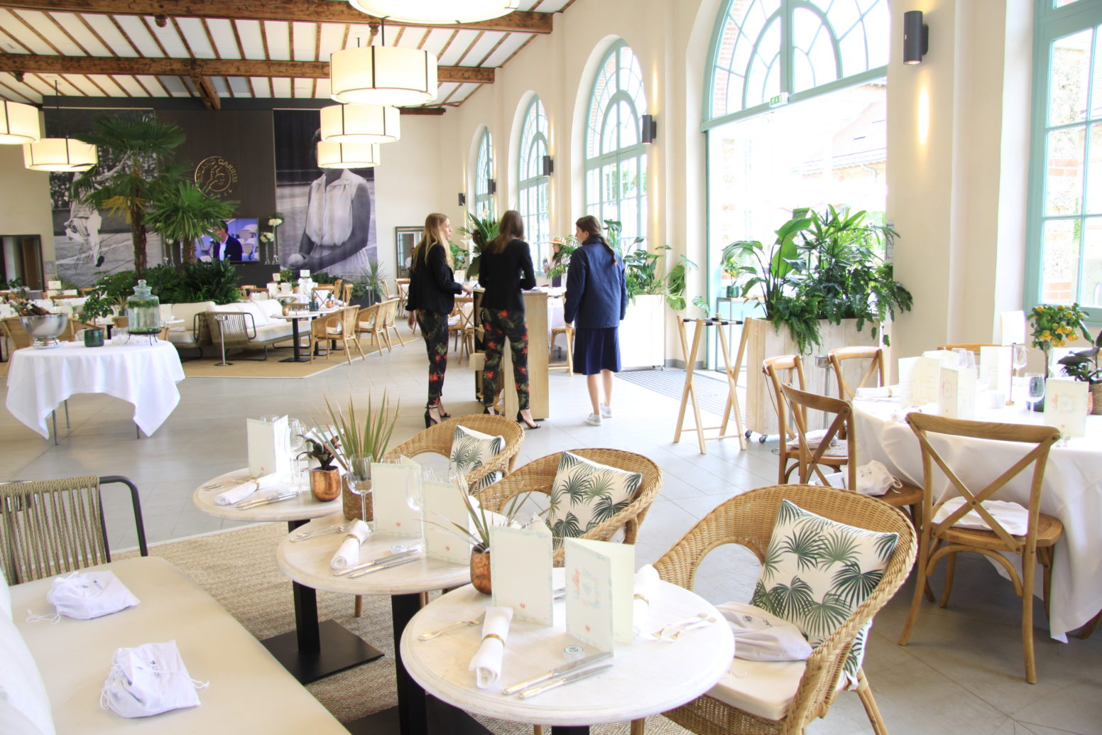 orangerie Roland Garros ticket billeterie corporate entreprise package billets VIP hospitalite