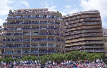 Monaco F1 entreprise corporate hospitalite hospitality vip paddock club ticket billet billeterie