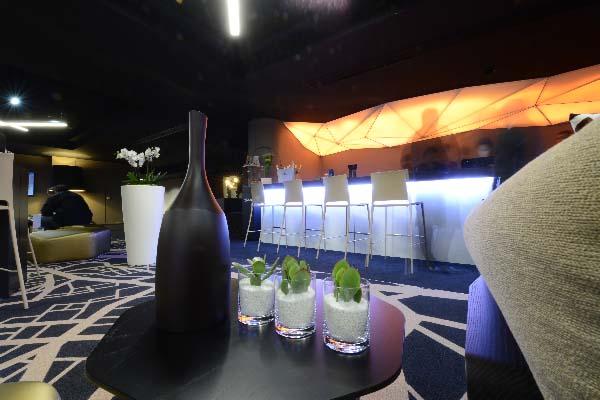 Tennis  Rolex paris masters  hospitality hospitalite corporate vip entreprise