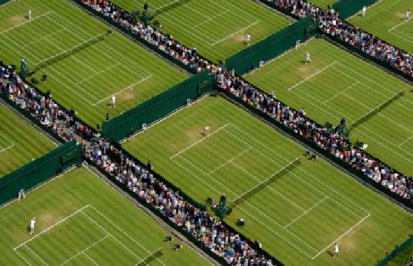 gastsby Club Fairway village Park golf Club tennis wimbledon VIP chelem debentures vip corporate tickets billets hospitality hospitalite entreprise