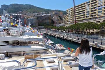 Monaco F1 entreprise corporate hospitalite hospitality vip paddock club ticket billet billeterie