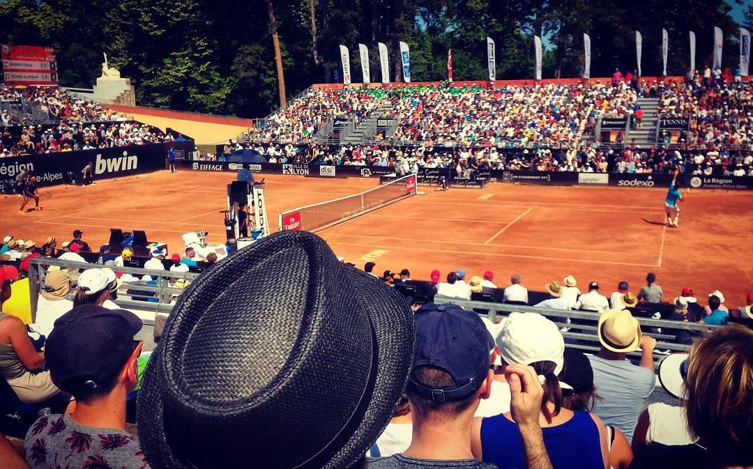 Open Parc tennis relation publique vip ticket hospitalité entreprise corporate